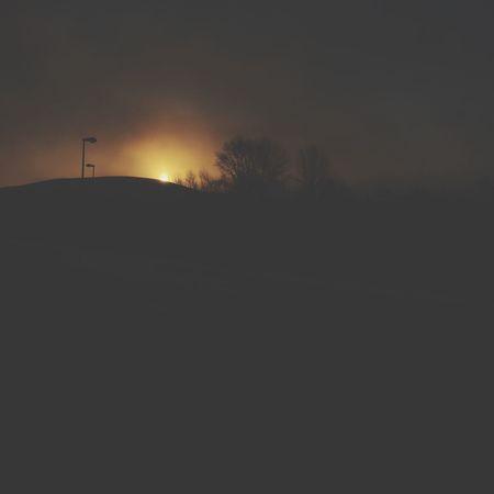 Sunrise Felling Like a filter On The Run