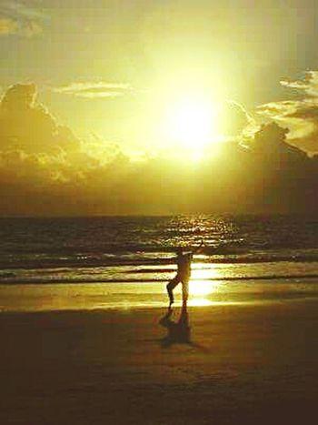 Tai Chi Sunrise...Mayaro, Ttinidad and Tobago