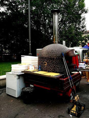 Ape Piaggio Pizza Forno A Legna First Eyeem Photo Street Food