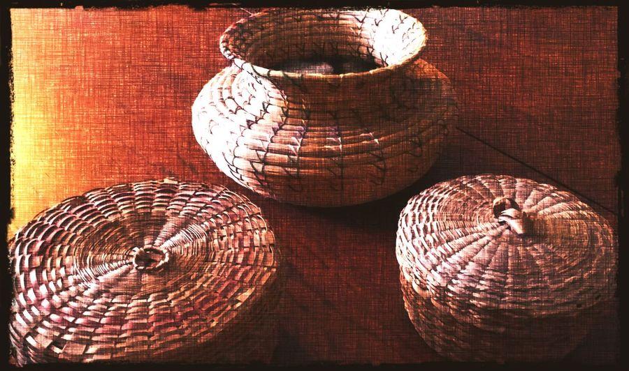 Native American Basketwork NativeGirl Beauty In Simplicity
