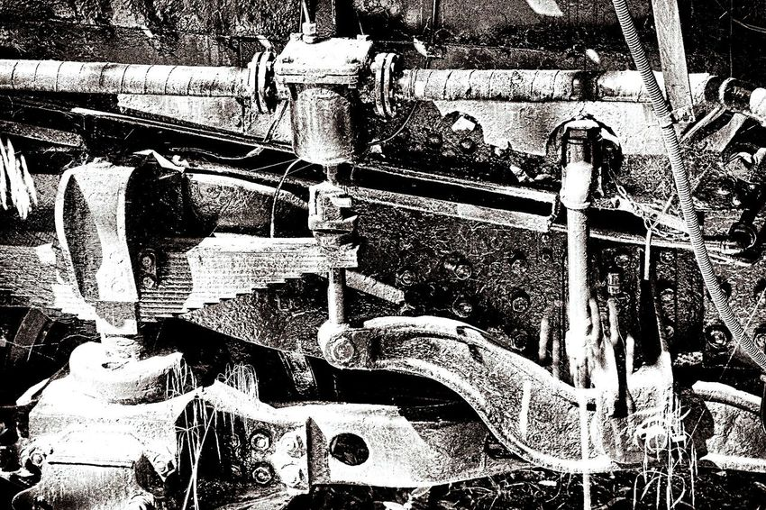 Steam Locomotive Engine Engineering Abstract Japan Photography Japan Black And White Photography Old Locomotive Check This Out