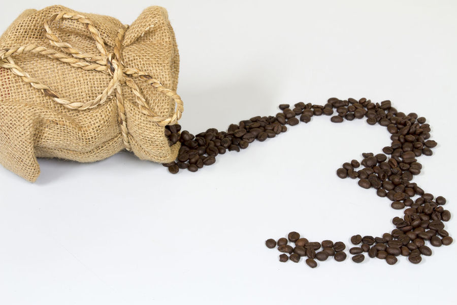 Bag Close-up Coffe Beans Coffee Coffee ☕ Heart Love No People Still Life Valentine