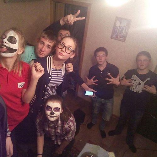 любимые хеллоуин всекруто
