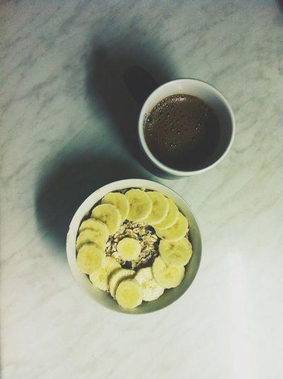 Morning Rituals Breakfast Coffee