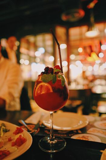 Alcohol Food