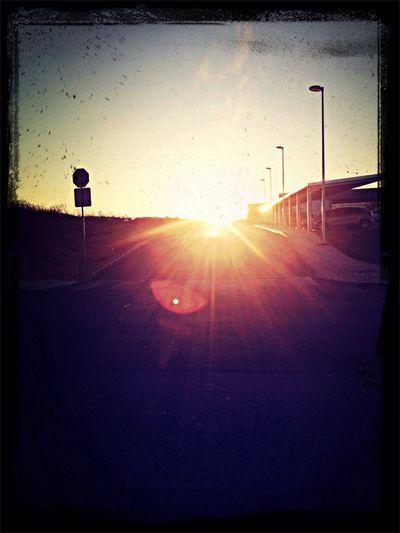 """""""La vérité est comme le soleil. Elle fait tout voir et ne se laisse pas regarder"""" First Eyeem Photo"""