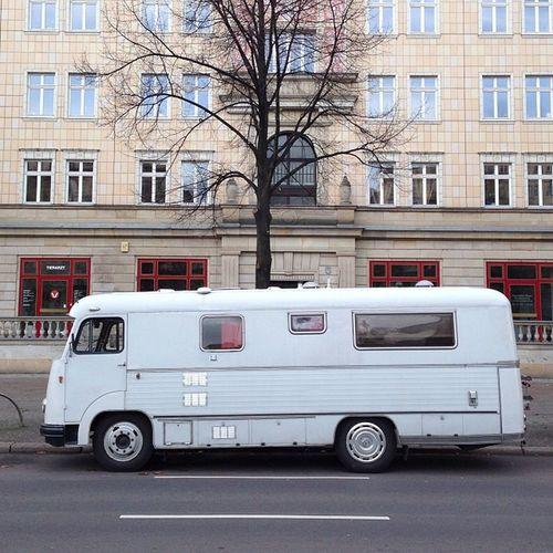 Wohnkarre Berlin Mercedes Karre Wohnmobil Rv Soloparking Classiccar Benz Igersberlin