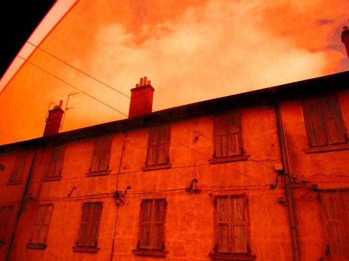 Sur La Route Old House