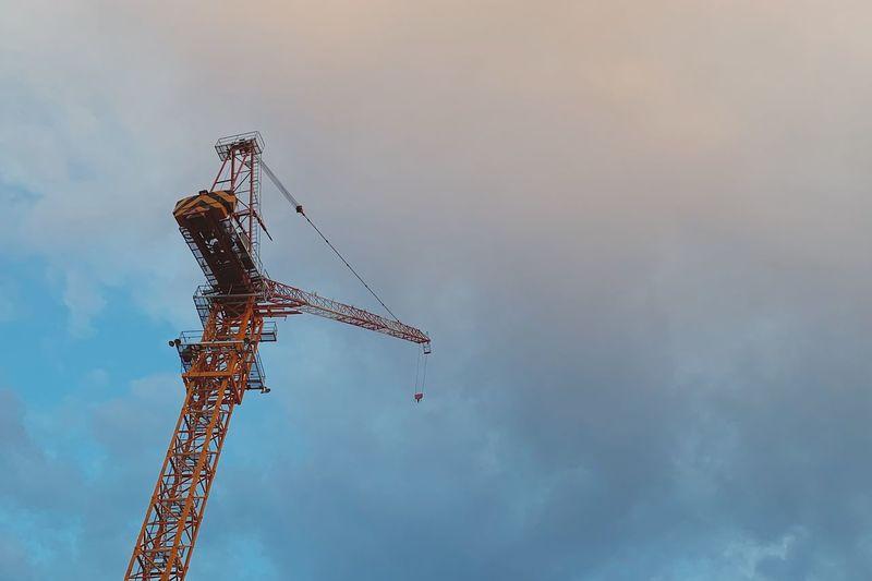 Machinery Crane