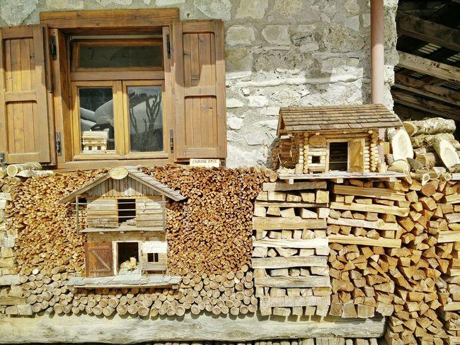 Models Wood Art ArtWork Sauris