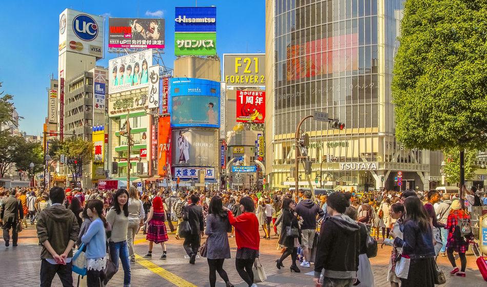 Tokyo morning city life City Life Colorful Colors Colours Crowd Cultures Large Group Of People People People Photography People Watching Real People Street Tokyo Tokyo,Japan Variation Women