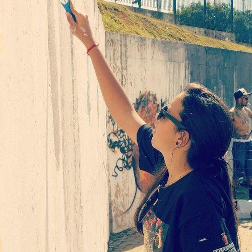 Equilíbrio ! Graffiti Involvidus Msc Sampa inlove