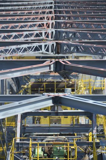 Coal Mining NEM Submissions EyeEm Gallery EyeEm Selects Industrial Industrial Photography Looking Down Steel Steel Structure  Modern