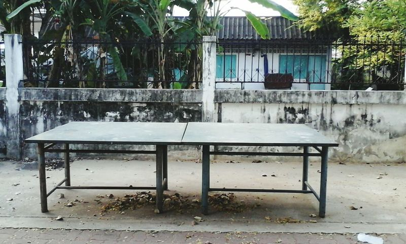 My best place but with out friend :( Special Moment Tabletennis Childhood