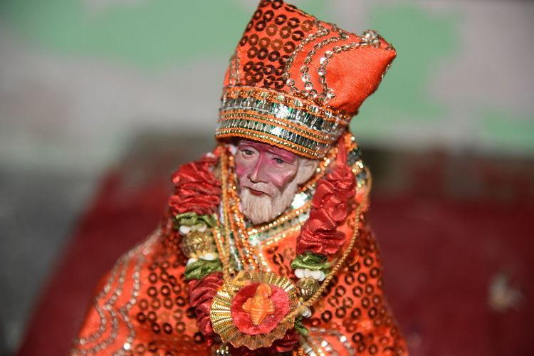 EyeEm Selects Close-up Spirituality Religion Saibaba, Shridi