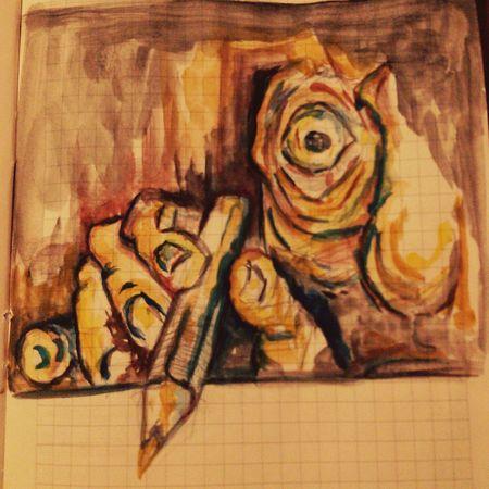 Watercolor Painting Art