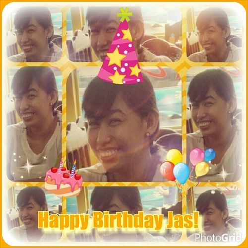 Happy Birthday Jasmine! Hope you like it! Hahaha ganda kaya ang dami hahaha.. enjoy your day! I'm so blessed to meet you.. yuck drama! Haha more blessings and birthdays to come! Wish you good health, wisdom, knowledge and strength.. I know that He will give you the desires of your heart! Keep the faith hehehe continue to bless others and continue to serve Him. We are here for you Jas! Yihii!!! God bless you! Hugs and kisses.. :* 02042014 31 ? Managersapproved Charot! Hahaha