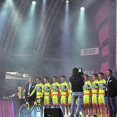 Giro D'Italia Cycling