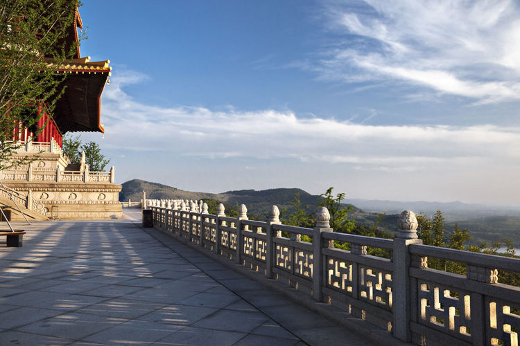 China Cloud - Sky Clouds Day Mountain Nanjing No People Outdoors Scenery Sky Sun Light Sunset Tourist Attractions Landscape