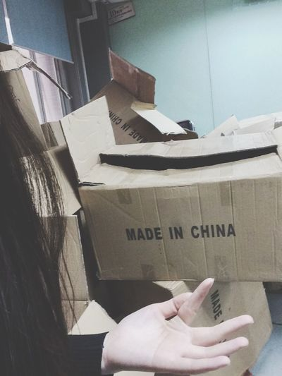 哪里都是made in China