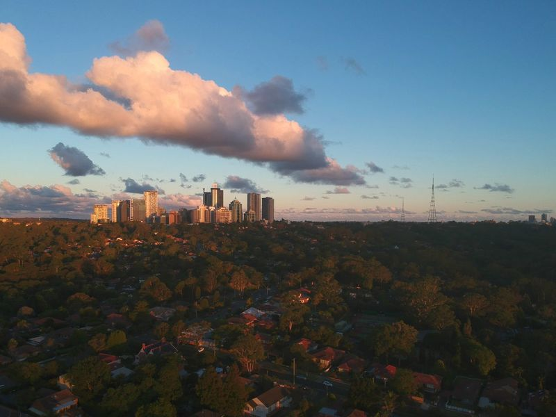 city lines at Sunset Drone  Drone Photography Dji Spark Aerial View Cityscape Skyline Clouds Horizon Skyscraper City Cityscape Downtown District Architecture Urban Skyline City Life Modern Sky Outdoors No People Building Exterior Day