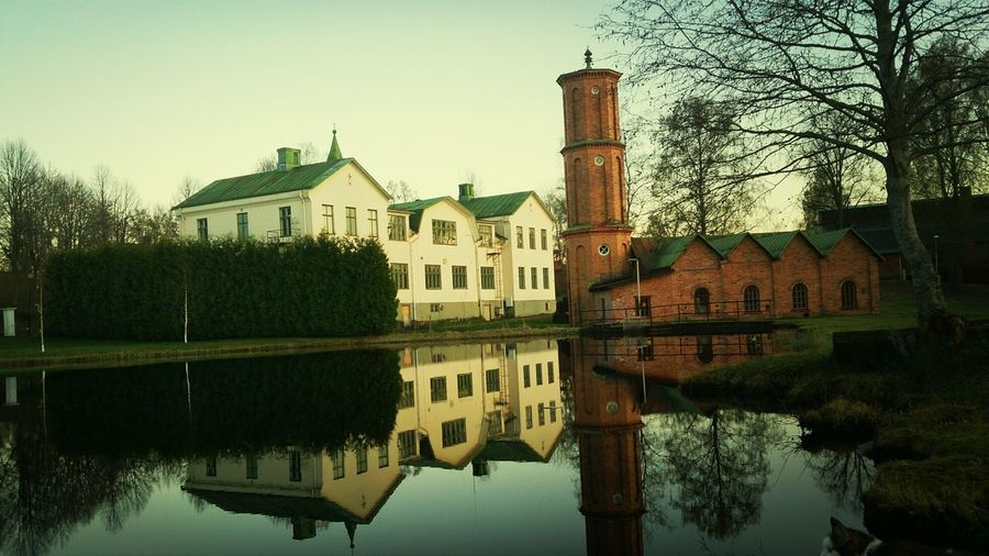 Sweden Check This Out Swedenisbeautiful Water Reflections