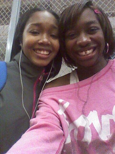 With Alecia
