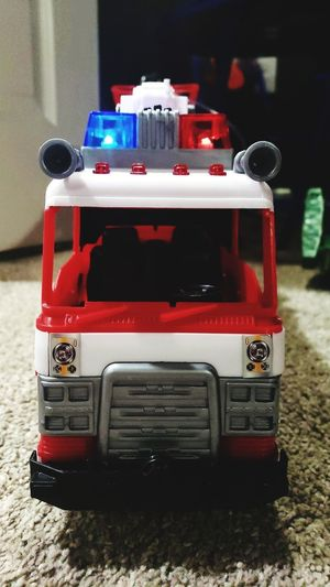 Toy Red Rescue