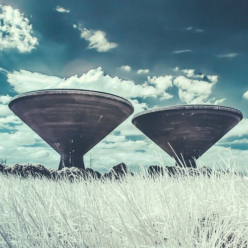 I'm pretty sure they live amongst us. We are not alone. Explorationofspace UFO Infrared Can_promo L4l