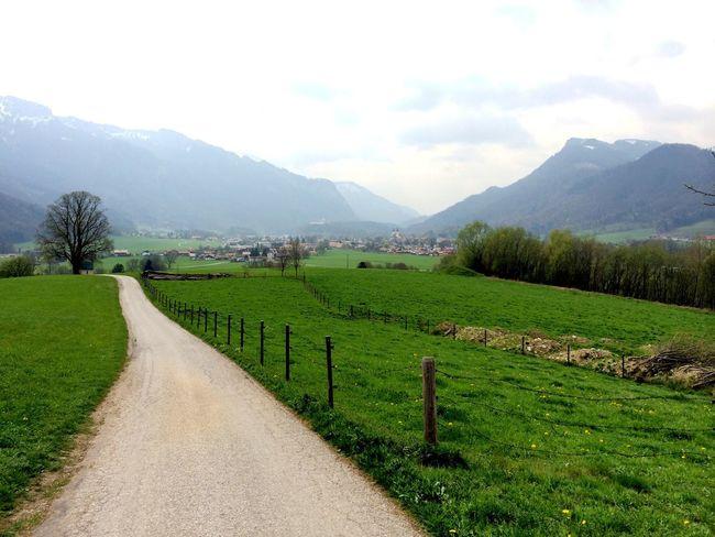 Walk Mountains Bavaria