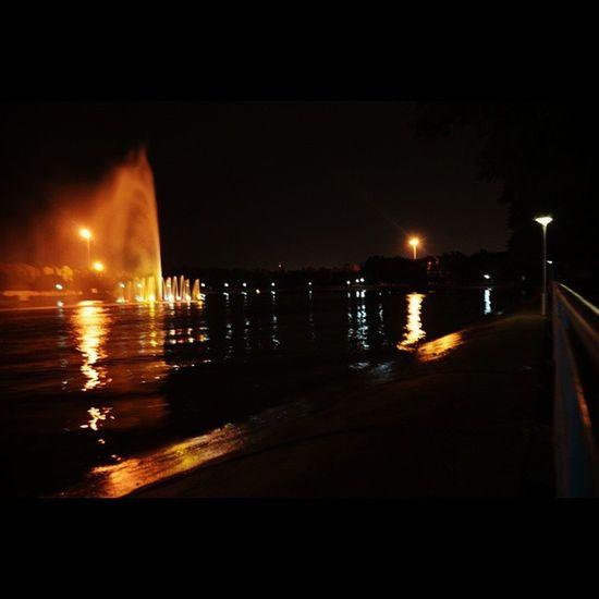 Erbil Night Light Erbilnights Hawler Kurdistan Irbil Samiabdulrahmanpark Samiabdulrahman Park Lack Mylovelycity