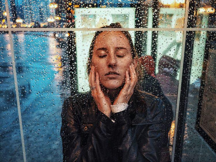 Chicago Abstract EyeEm Best Shots Portrait VSCO Vscocam Abstract Art Rain Mood Rainy Days