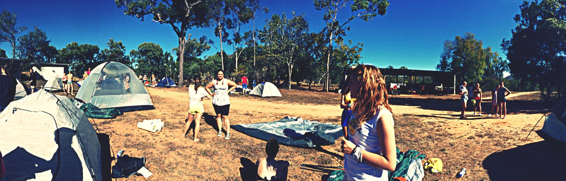 Chillagoe Australia Camping Outback