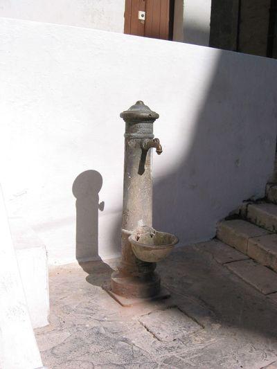 Acquedotto Pugliese Architecture Day Fountain Italy Oria Puglia South Italy
