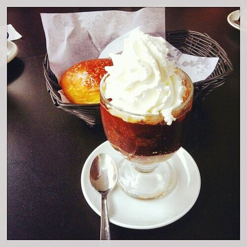 Hi! Relaxing Food Photography Ice Cream Arrr Miume L-O-V-E Missing Summer