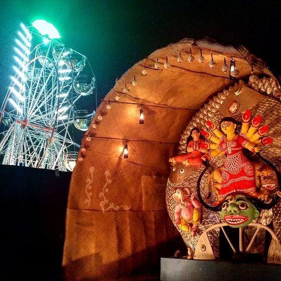 Pujo Shovabazaar 2am Nightstroll Pandal Pandalhopping Nofilter Durga Lightsinthedark Kolkata DurgaPuja2015