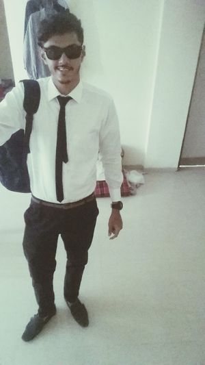 College Days Tie Day Pune Vit First Eyeem Photo