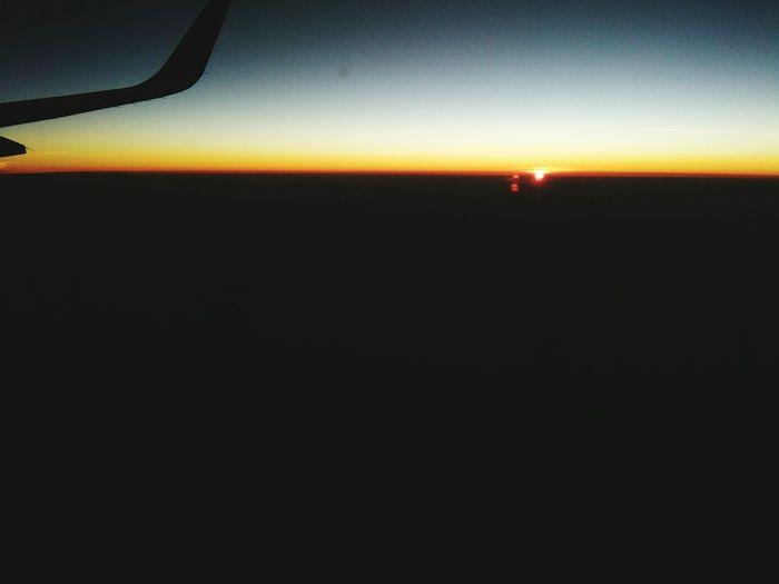 Sunset Sohigh Sky Fly