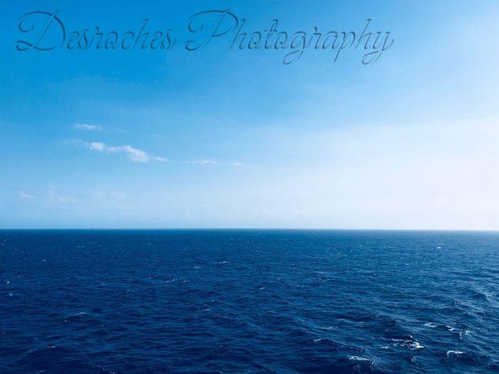 Ocean View Creatingmemories PerfectCapture RegalPrincessCruise Dayatsea DesrochesPhotography Horizon Over Water Beauty In Nature Scenics - Nature The Great Outdoors - 2018 EyeEm Awards