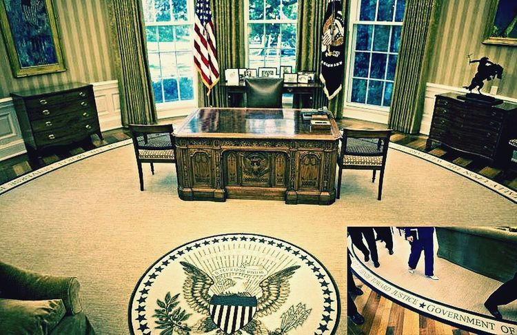 President's Day ???? Oval Office
