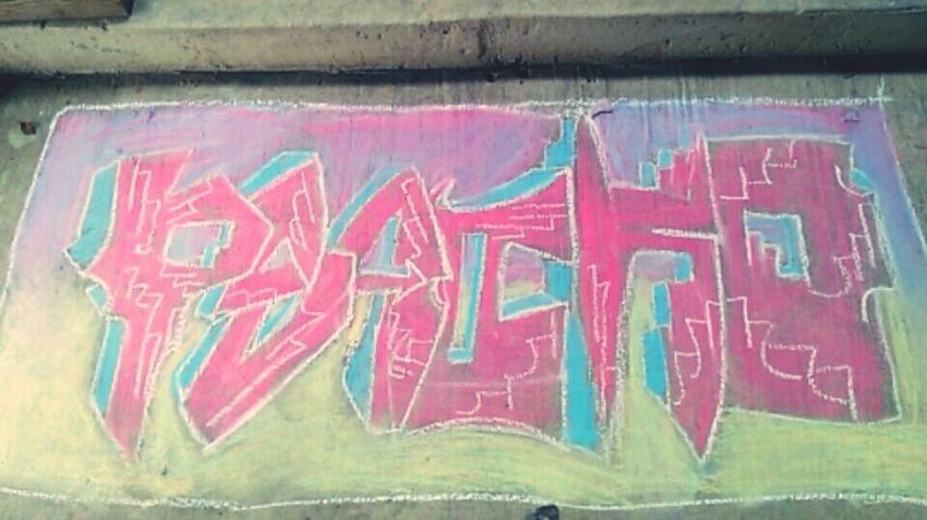 Colors Graffiti Mixtures Bored