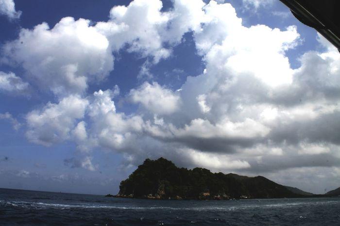 Clouds And Skies Malaysia Island