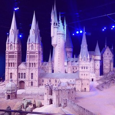 Hogwarts Castle Harrypotter