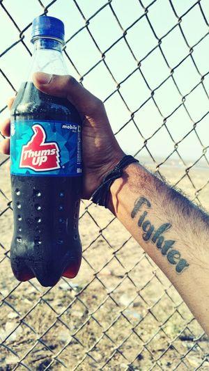Thumbshup FighterTattoo Tattoo Thumbshupinhand