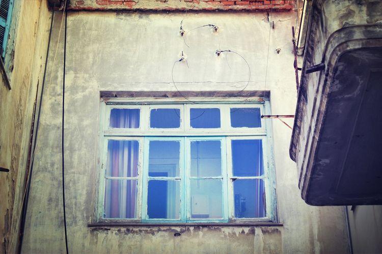 Window Spying Urbex
