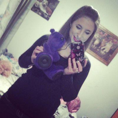 I'm loving this cute teddy <3