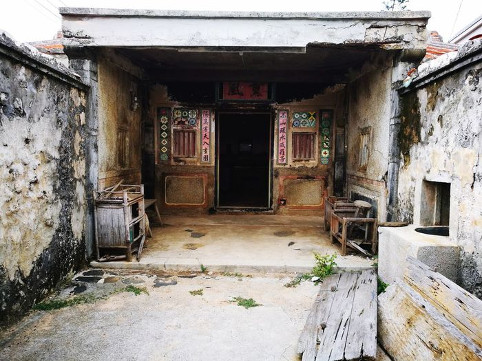 Ruins Still