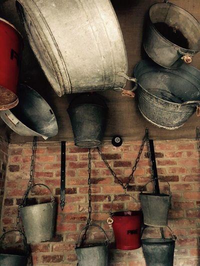 Old Buckets Metal