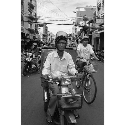 Saigon, wandering the streets Saigon Hcmc Vietnam ASIA everydayasia ontheroad instagood reportage documentary humaninterest photodocumentary streetphotography streetlife reportagespotlight street monochrome bw blackandwhite b&w streetphotography_bw photooftheday picoftheday photojournalism bw_street