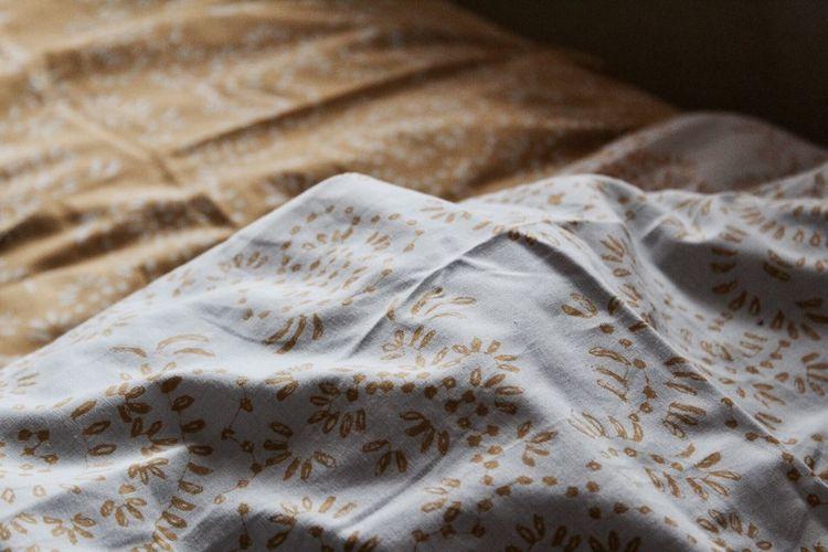 Close-up of fabric